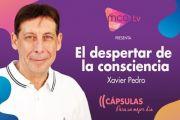 [Cápsulas MCA TV] Xavier Pedro - El Despertar de la Consciencia