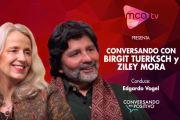 [MCA TV] Ziley Mora y Birgit Tuerksch - Conversando en Positivo