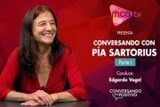 [MCA TV] Pía Sartorius - Parte 1 - Conversando en Positivo