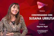 [MCA TV] Susana Urrutia - Conversando en Positivo