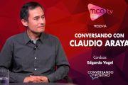 [MCA TV] Claudio Araya - Conversando en Positivo