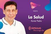 [Cápsulas MCA TV] Xavier Pedro - La Salud