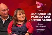 [MCA TV] Patricia May y Sergio Saguez - Conversando en Positivo