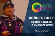 [MCA Festival 2017] María Quiñelén