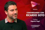 [MCA TV] Ricardo Soto - Conversando en Positivo