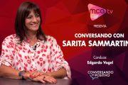 [MCA TV] - Conversando en Positivo - Sarita Sammartino