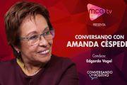 [MCA TV] Amanda Céspedes - Conversando en Positivo
